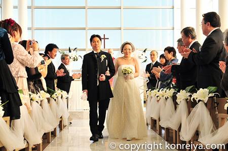 教会式 で挙式をあげるということ 婚礼屋